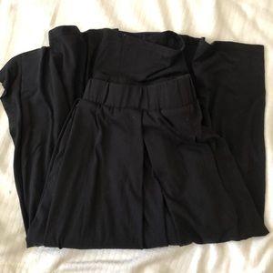 Lularoe solid black Madison